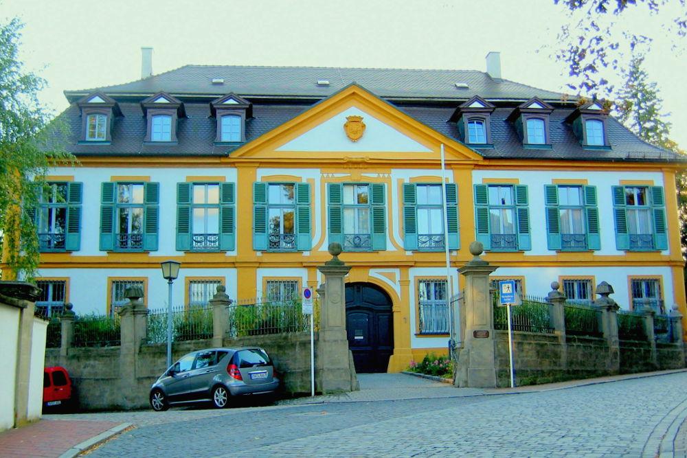 """Comboni-Haus"" in Bamberg"