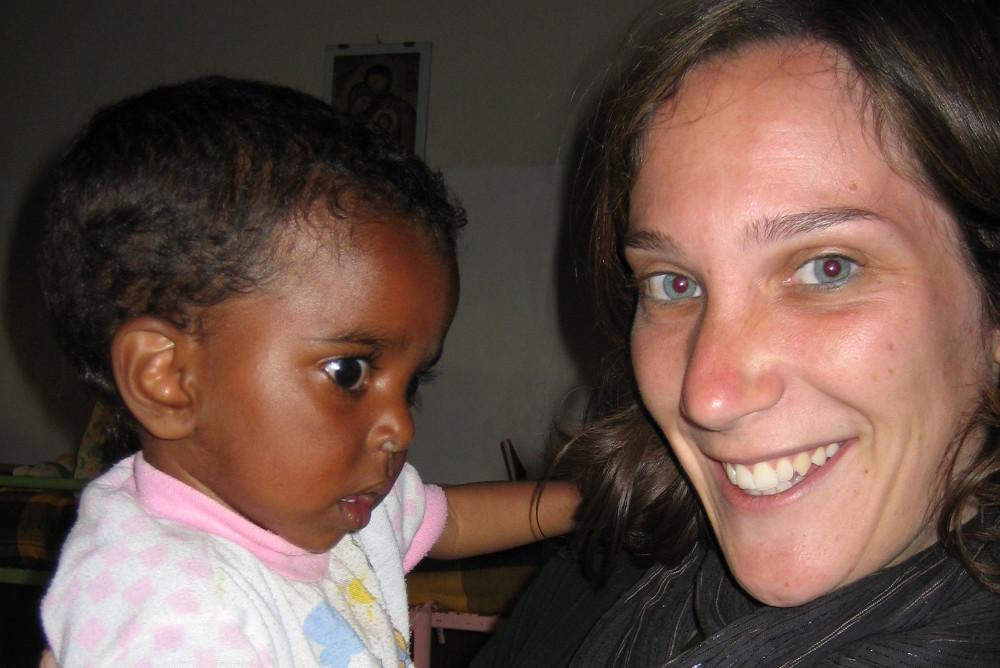 Missionarin auf Zeit Christine Hügler, Äthiopien (2006-2007)