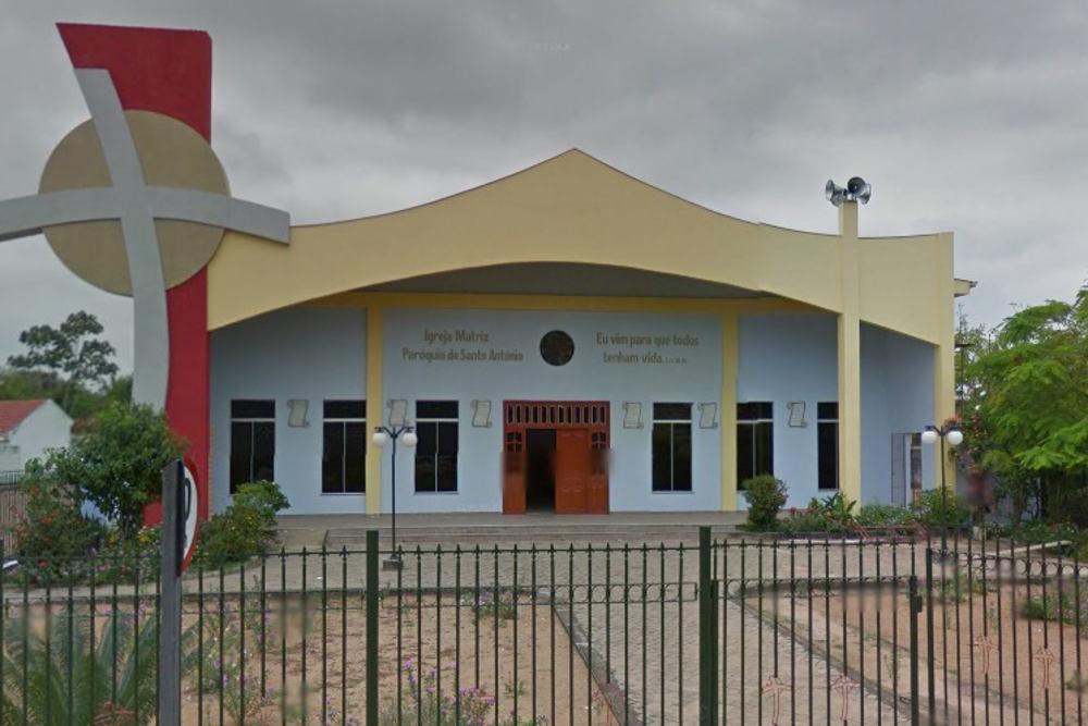 Kirche in Itupiranga/Brasilien