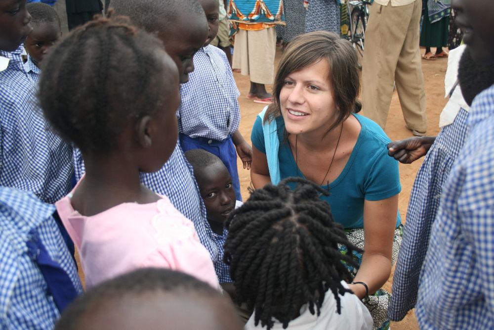Missionarin auf Zeit (MaZ) Stefanie Schwemmer