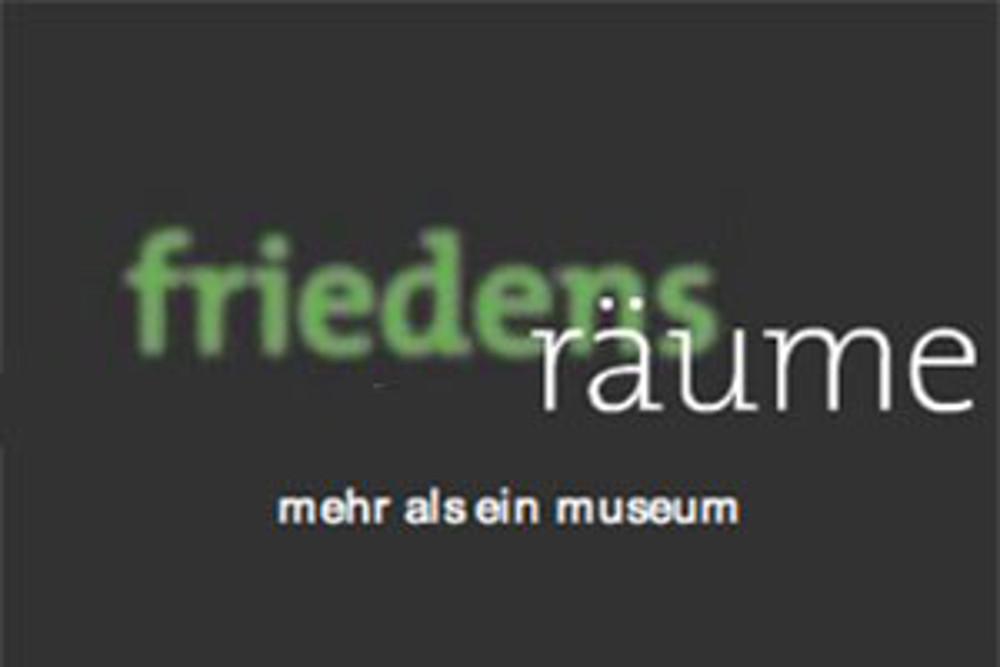 Logo vom Museum Friedens Räume